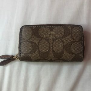 Coach wallet / cardholder / coin purse